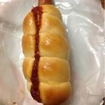 手作りパンこむぎ - シャウエッセン  180円