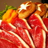 かる鴨 - 料理写真:鴨鍋