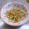 焼肉末広 - 料理写真:もやしのピリ辛