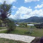 檪の丘 - 櫟の丘からの景色