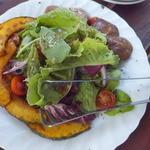 檪の丘 - 野菜のサラダ 700円