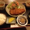 角屋 - 料理写真:味噌カツ定食1,000円☆(第二回投稿分③)