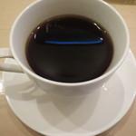 ナチュカフェプラス - ドリンクセット+315円。ホットコーヒーにしました