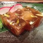 津山城下町 キタヤマ - 牛肉煮こごり