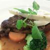プルミエ - 料理写真:牛ヒレのステーキ