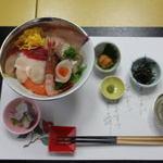 叶夢かむ - 料理写真:特選 海鮮丼