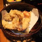 23210239 - 美々卯御膳の天ぷら。