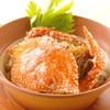 スコンター - 料理写真:カニと春雨の香草蒸し 『プーオップウンセン』