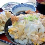 シャコ丼の店 - シャコ丼定食