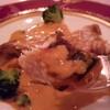 シェ・マルコ - 料理写真:ヒラメのアメリケーヌソース