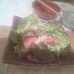 23241897 - 野菜サラダ