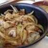 み・ら・ら - 料理写真:豚のしょうが焼丼\1100(税5%込)