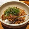 真夜中食堂 鳥獣戯画 - 料理写真:おまかせチャーハン600円
