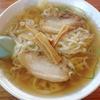 森田屋 - 料理写真:中華そば 2013年12月