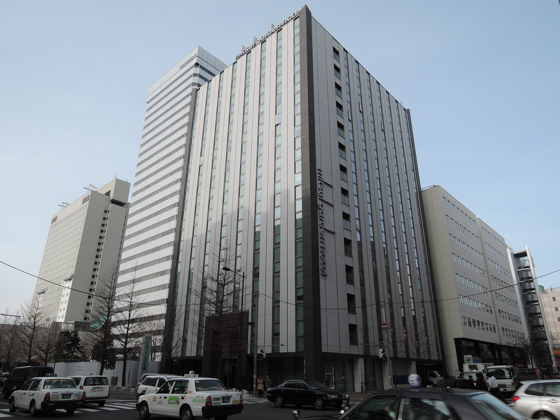 三井ガーデンホテル 札幌