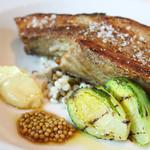 ビストロ オリーブ - ランチのメイン料理