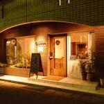 ブラッスリー クー - ◆地下鉄塩釜口駅徒歩5分!隠れ家フレンチです♪♪