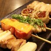 金丸 - 料理写真:串盛り5本