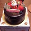 シュクレ - 料理写真:チョコのプチデコレーション(12cm)を購入!