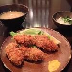 海山 - 牡蠣フライ