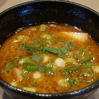 つけ麺 五ノ神製作所 - 料理写真:750えん 海老つけ麺2013.12
