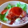 つぐみカフェ - 料理写真:ロコモコ¥750