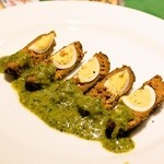 ガラムマサラ - 2013.12 ラムとうずら卵のコフタ