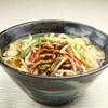 餃子酒場 - 料理写真:青肉刀削麺