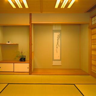 ◆◆ 個室ございます。