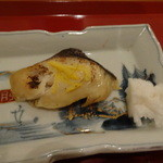 和料理 日和 - さわらの味噌幽庵焼き