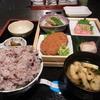 割烹 吉浜 - 料理写真:日替わりランチ(800円)の箱膳