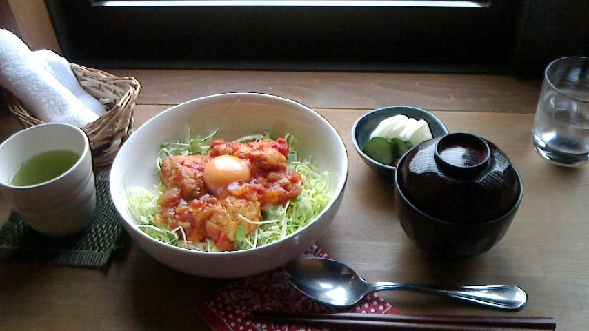cafe 茶豆