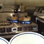 じょんならん - 鍋で1人前ずつ調理