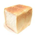 ブーランジェ エス カガワ - 天然酵母の食パン ハーフ (280円) '13 12月上旬