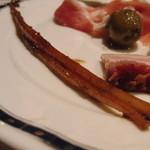 ristorante ANDREA - 追加でやってきた、山ごぼう