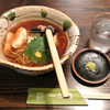 渡邊 - 料理写真:湯葉そば(1,050円)