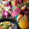 ルアウアロハテーブルウィズガーラバンケット - 料理写真:女子会コース