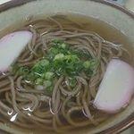 ごんべ食堂 - 日本そば・出汁の味が強烈!うまいぞんきさんじ~