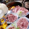 かっちゃんち - 料理写真:元祖!!笑顔の焼肉食堂!!ガツガツ肉食派におくる、大盛りの店