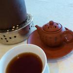 トゥーランドット - プアール茶