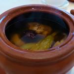 トゥーランドット - 具だくさんのスープ