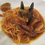 ヴォーノ・イタリア - ムール貝だけ食べたい。つまみが欲しい
