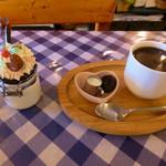 エクスペリエンス カフェ - こだわり水出しコーヒーhot