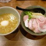麺屋 NOROMA - 特選鶏つけ麺(H25.12.26)