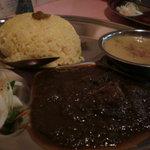カレーの文化屋食堂 - アールパーラク950円