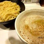 麺屋 侍 - 鶏豚濃厚つけ麺!(2013,12/29)