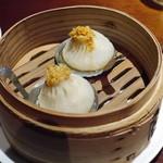 過門香 - 上海蟹味噌の小龍包