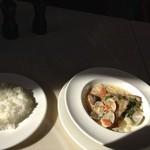 BUONO - ご飯とイトヨリ鯛のポワレ