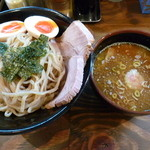 麺屋いちびり - 特製つけ麺300g(H25.12.28)