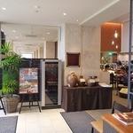 瀬長島ホテル - 正確に言うとレストランの入り口